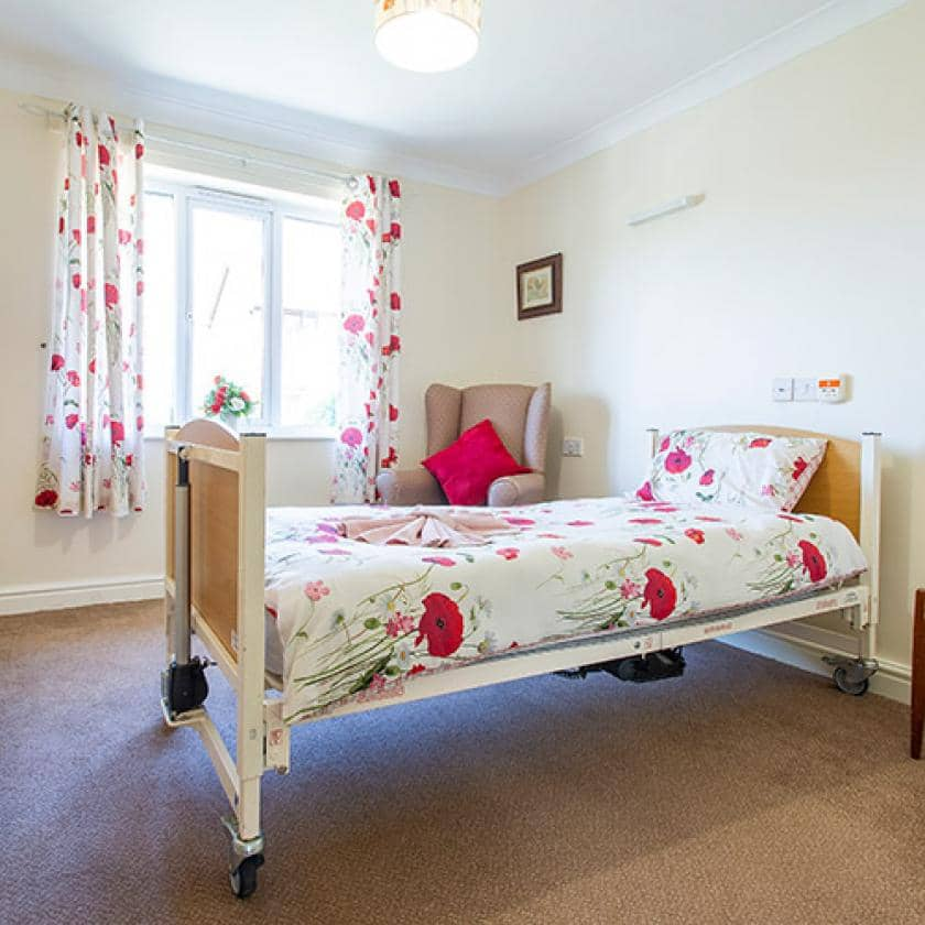 Bedroom at Ashwood Park