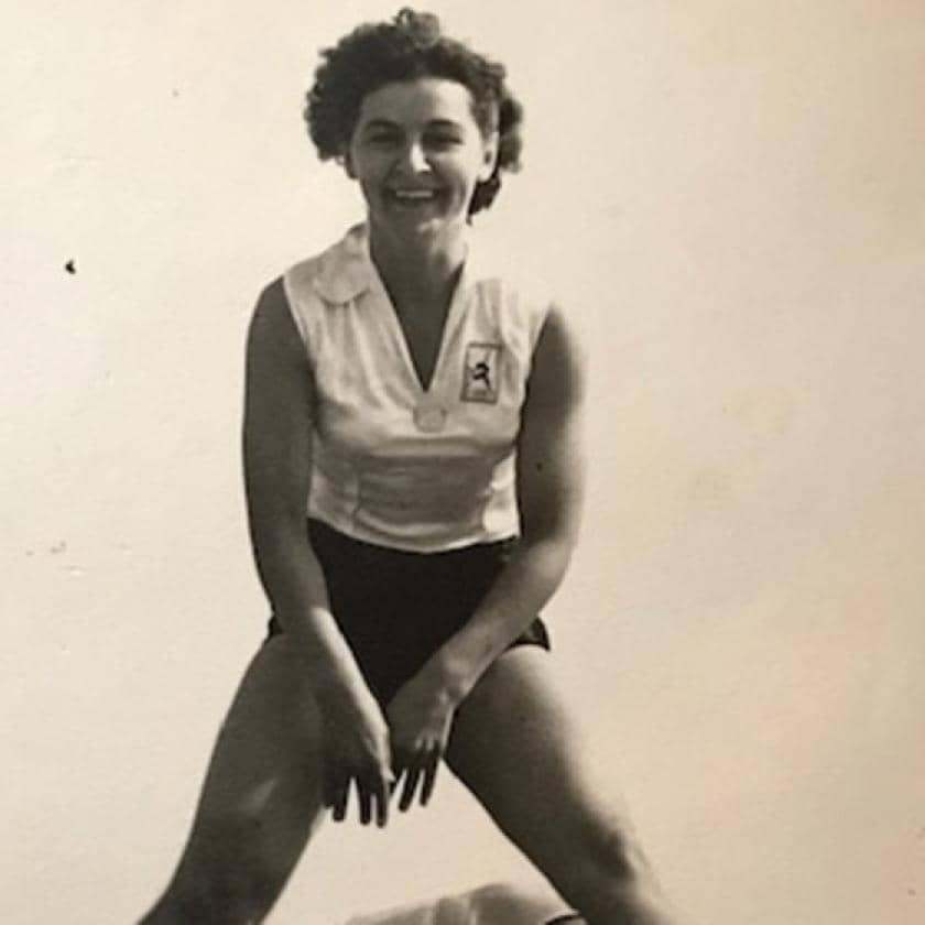 Beryl Richens, fitness instructor