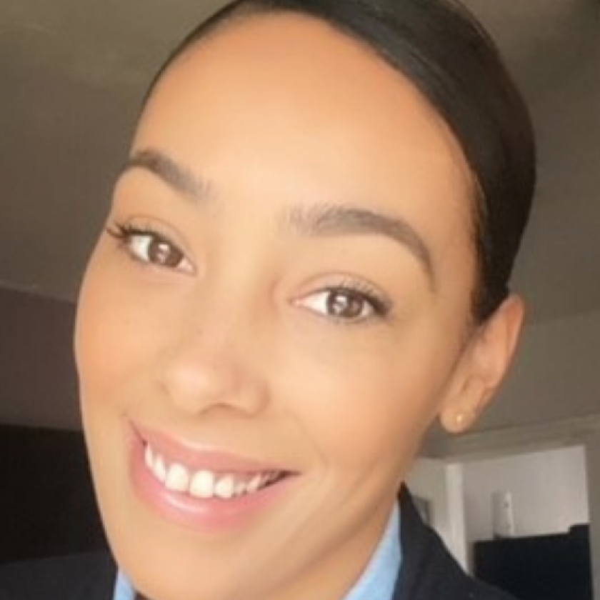 Sherrelle Bell, Briarscroft Care Home Manager