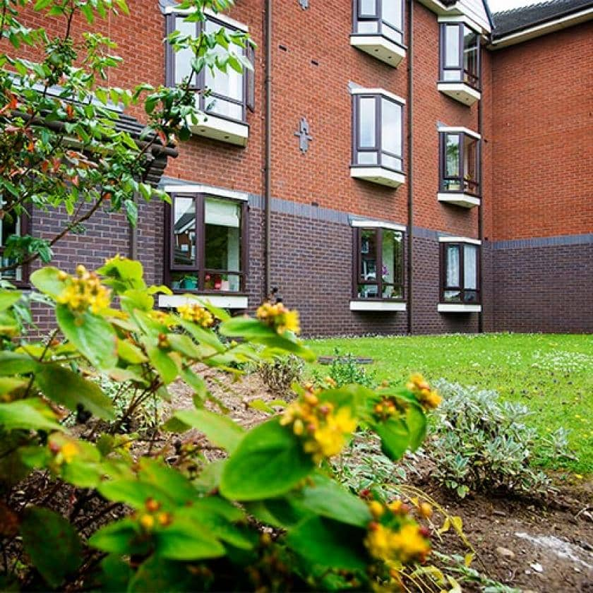 Gardens at Broadmeadow Court