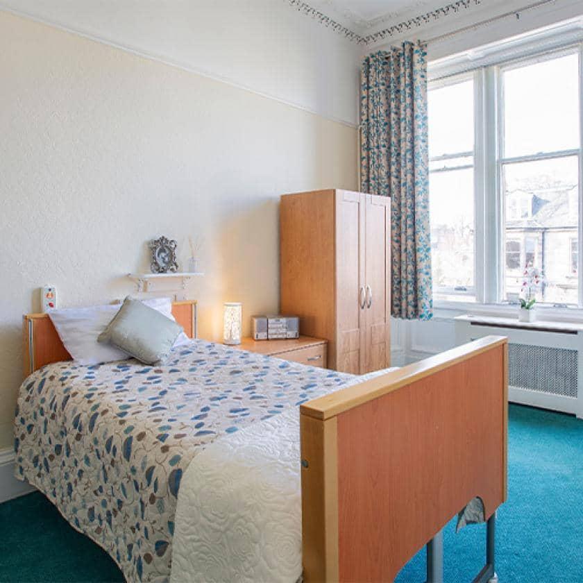 Camilla House bedroom