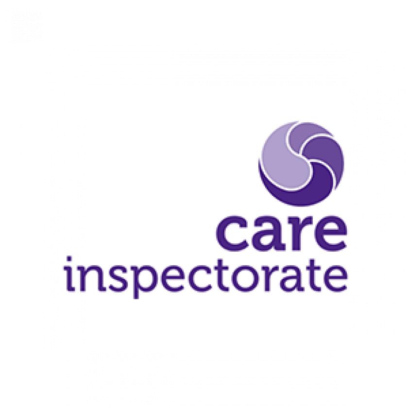 Care Inspectorate logo 2020