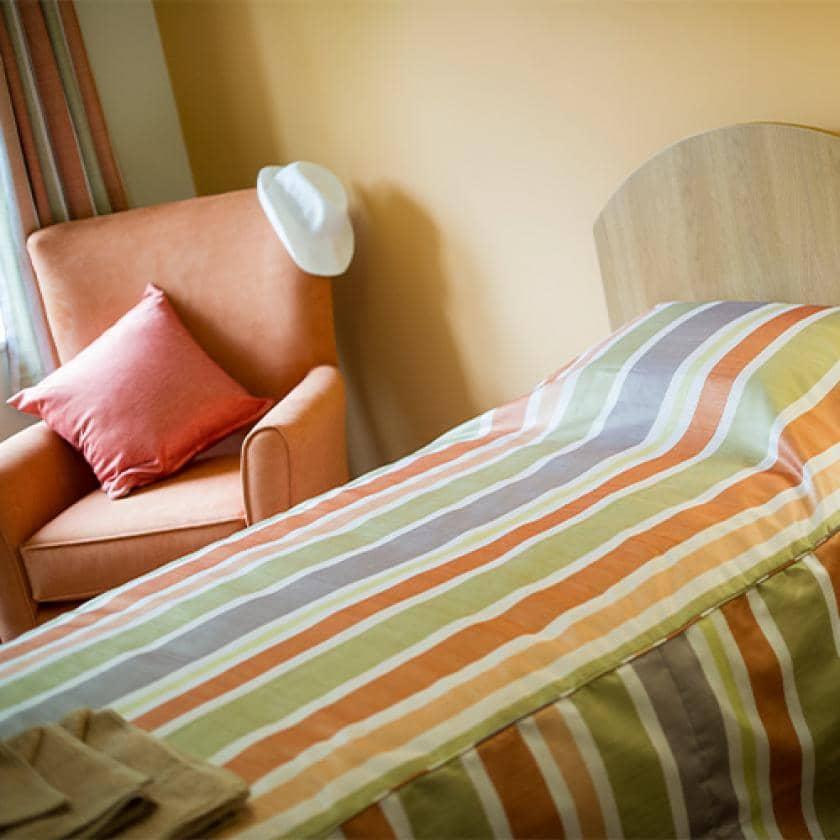 Bedroom at Castlecroft