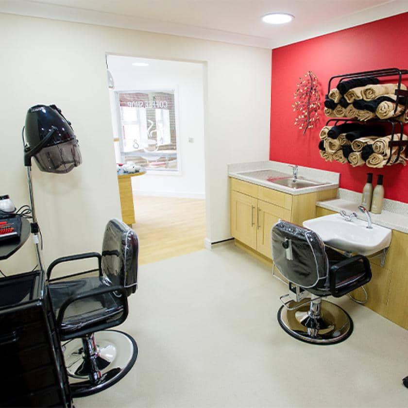 Hairdressers at Castlecroft