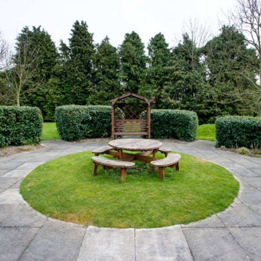 Chadwell House gardens