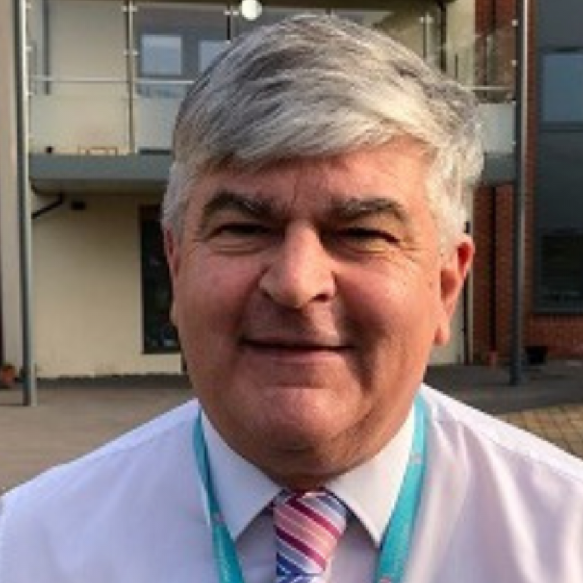 Graham Oakes - Briggs Care Home Manager