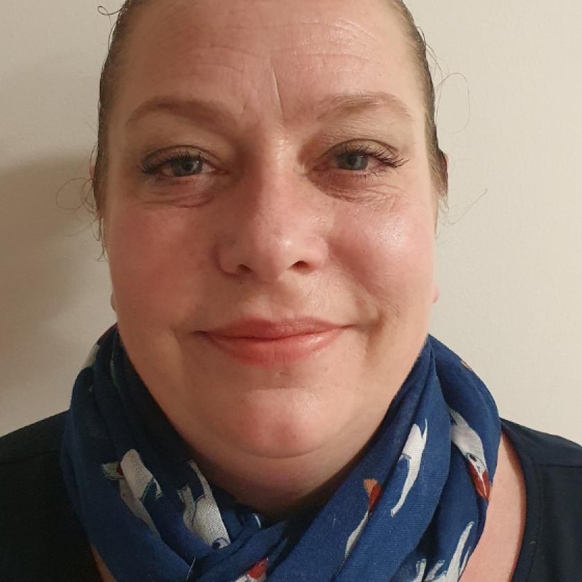 Becki Workman, Heathlands Care Home Manager