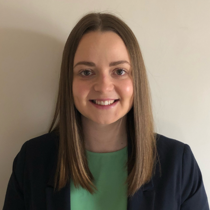 Chloe Topham, Highcroft Care Home Manager