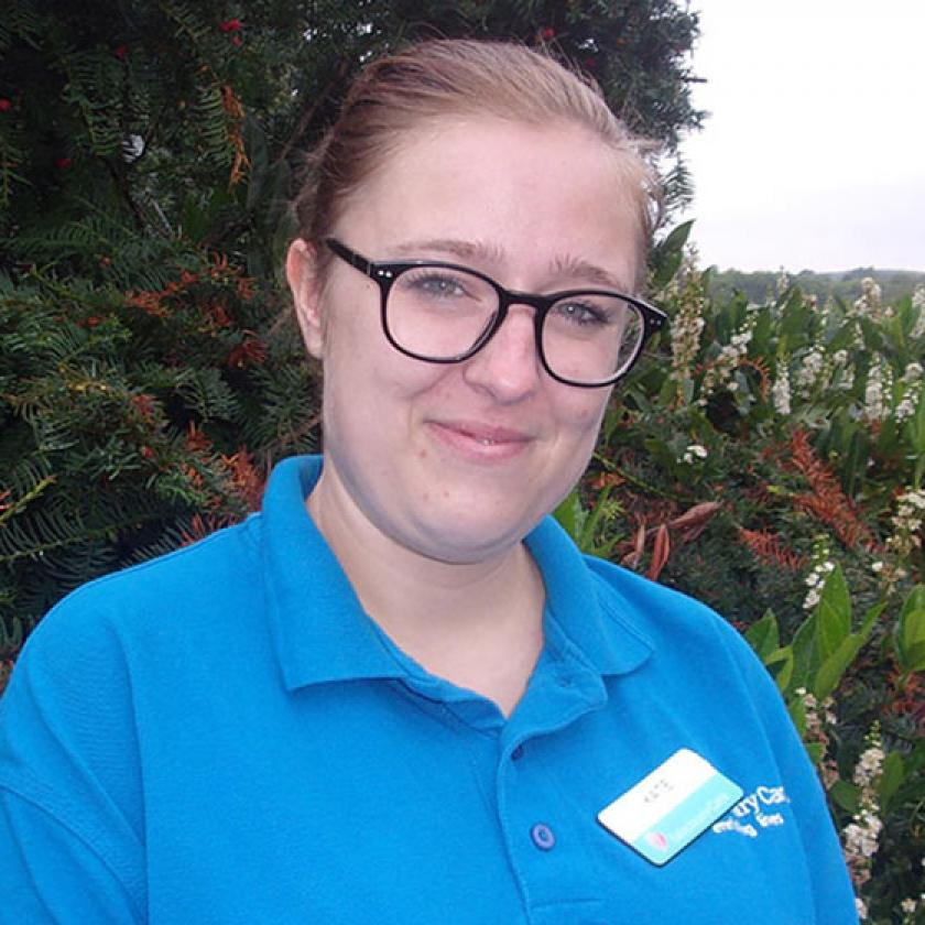 Activities Co-ordinator at Westmead Residential Care Home - Kate Lockwood