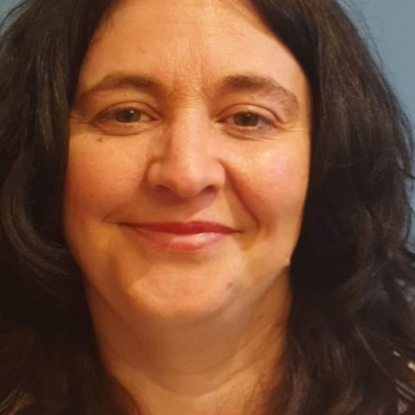 Andrea Stenton - Park View Care Home Manager
