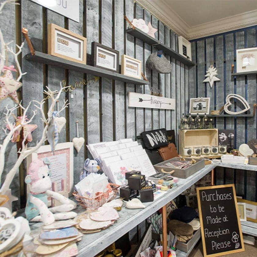 Ridgewood Court Shop