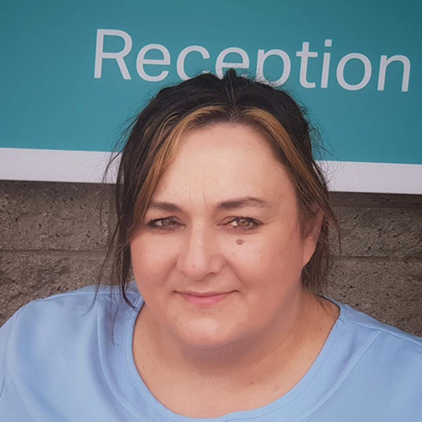 Mull Hall Care Home Manager Lorna McDonald