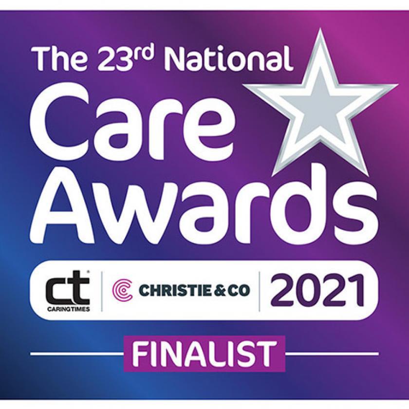 Care Awards 2021 Finalist 2021