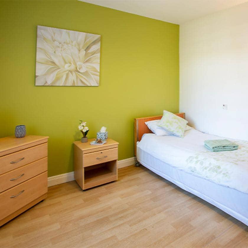 Bedroom at The Pavillion