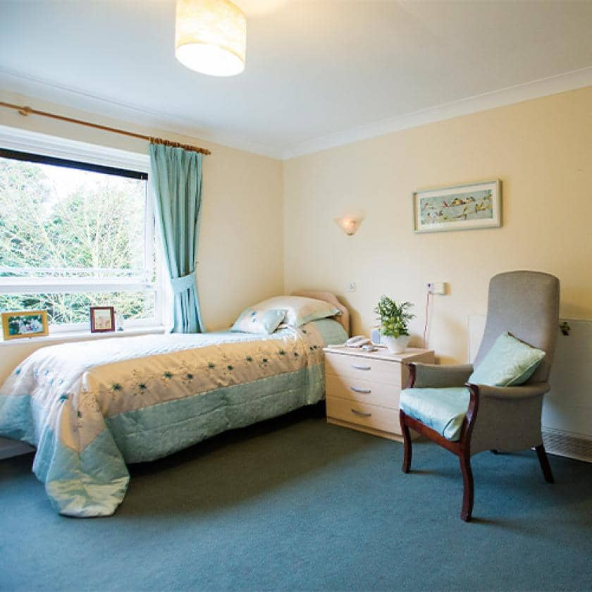 Bedroom at Westmead
