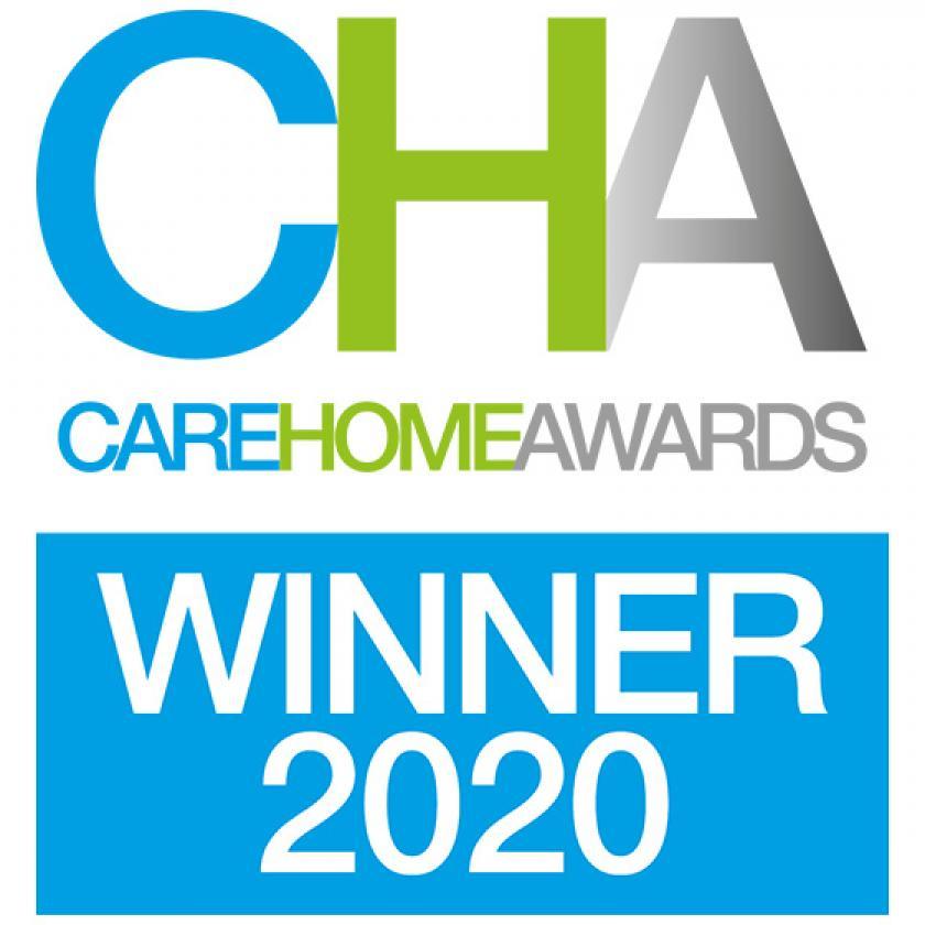 Care Home Awards Winner 2020