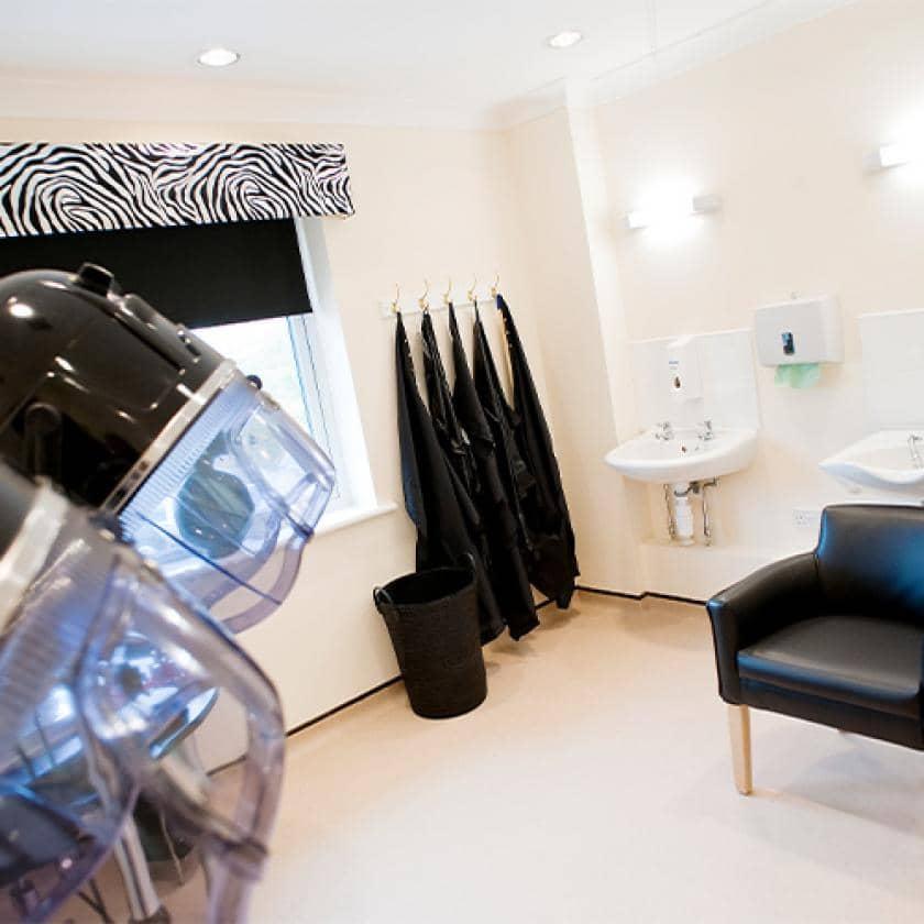 Hairdressing salon at Yarnton